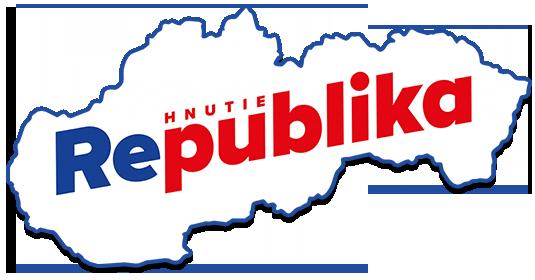 Logo Hnutie REPUBLIKA