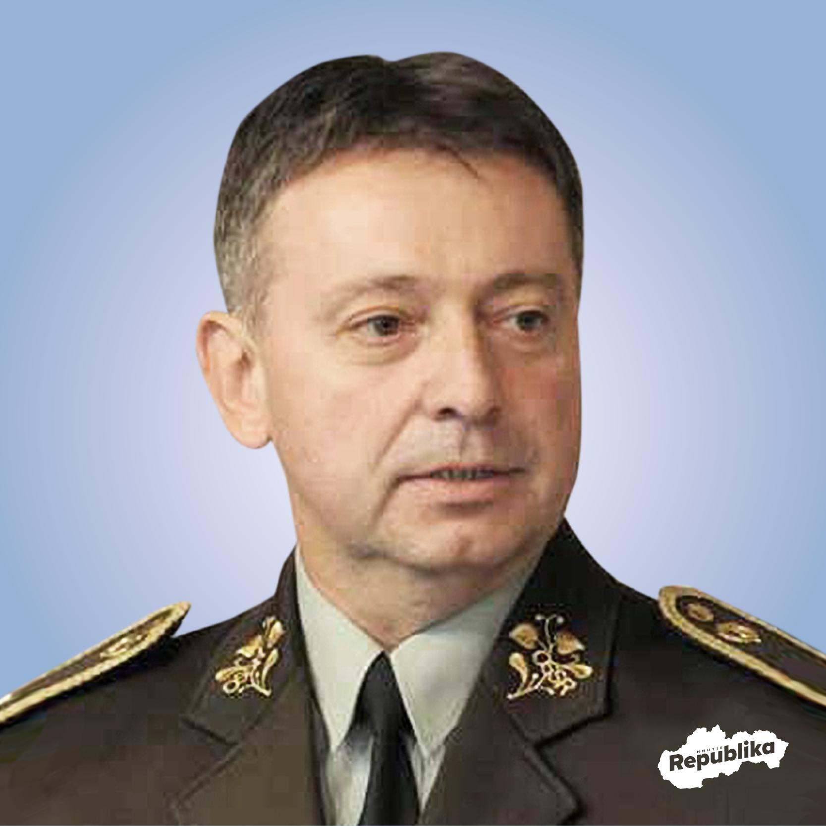 gen. PhDr. Jozef Viktorín