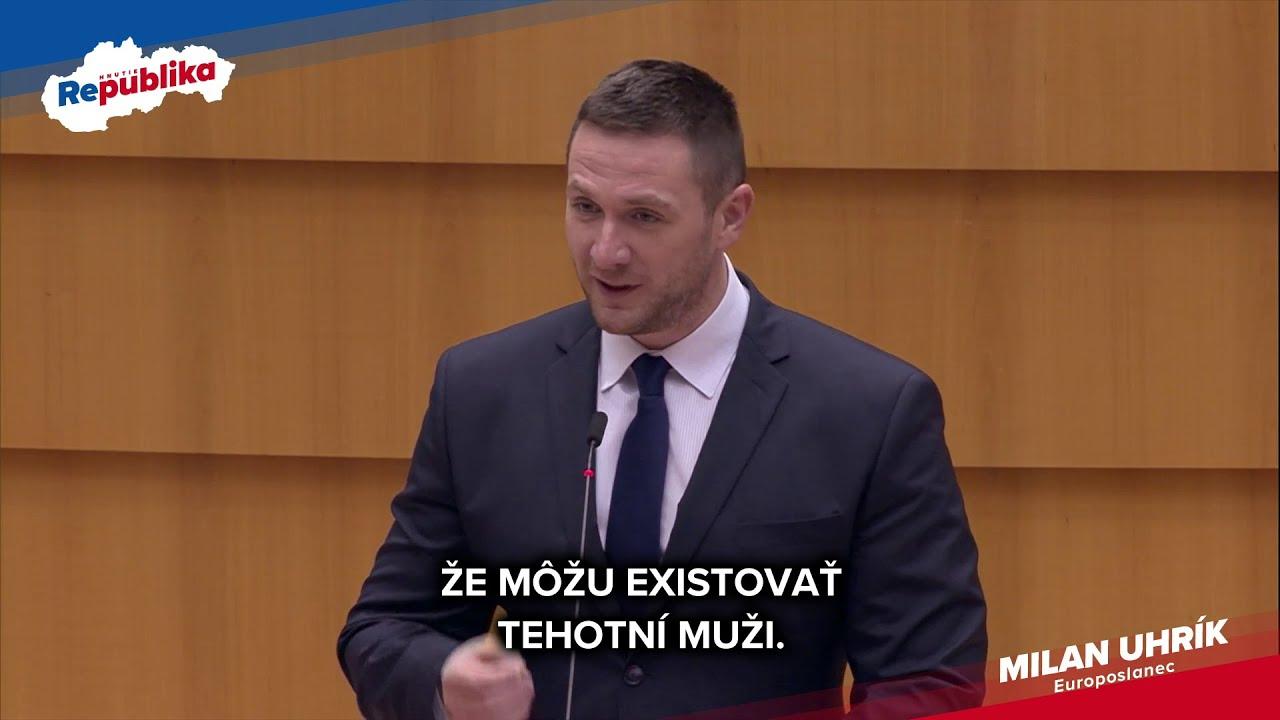 Dnes sa v Európskom parlamente hlasovalo o kontroverznej správe europoslanca Matića o situácii v oblasti sexuálneho a reprodukčného zdravia a práv v EÚ v rámci zdravia žien. Milan Uhrík poslanec Európskeho parlamentu, a zároveň ako predseda hnutia REPUBLIKA, rezolútne odmietol znenie tejto správy. Táto správa vyzýva členské štáty, aby zabezpečili LGBT a gender indoktrináciu už […]