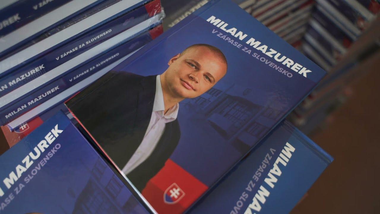 Poslanec NR SR za hnutie REPUBLIKA Milan Mazurek je najmladším poslancom, ktorý doposiaľ v celej histórii Slovenska vydal svoju vlastnú knihu. Knižný titul, na ktorom spolupracoval s Jánom Pastuszekom z Kulturblogu, je od dnes oficiálne dostupný pre širokú verejnosť. Do knihy sa Milan Mazurek pustil s cieľom priniesť ďalší podnetný informačný zdroj, ktorý by sa […]